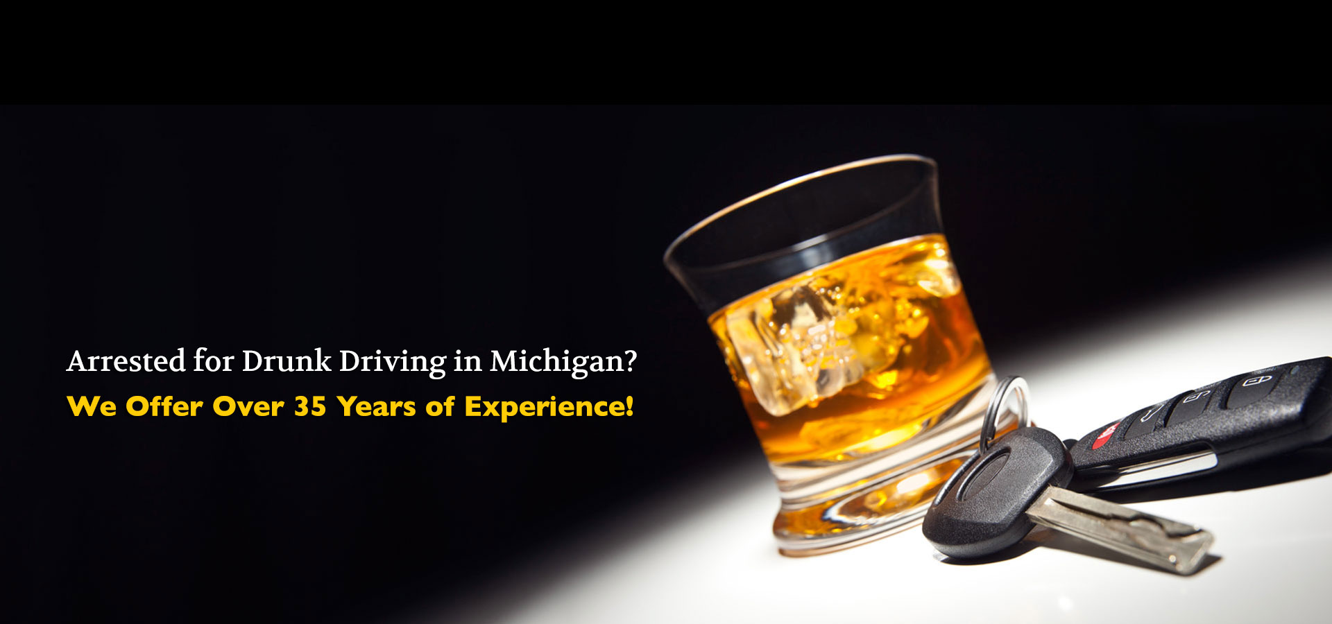 Huron Charter Township DUI Attorney